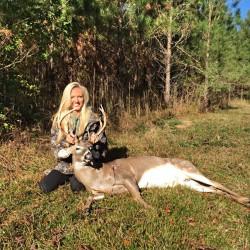 Trophy Deer Hunting Kill